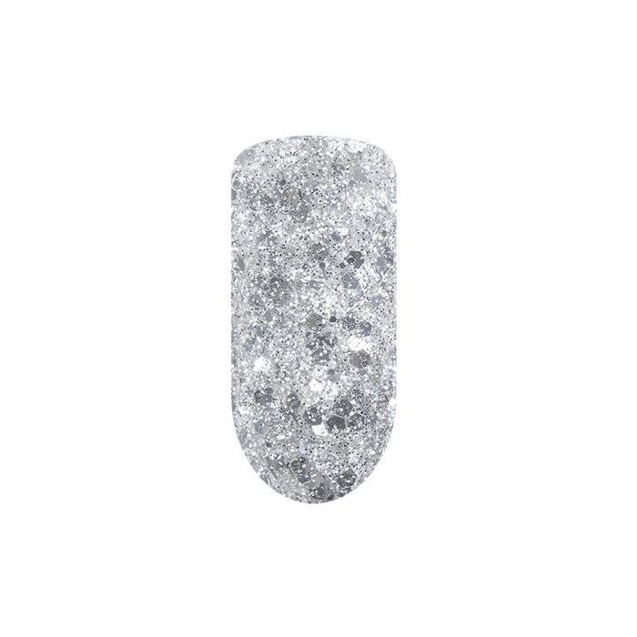Купить IRISK PROFESSIONAL 58 гель-лак для ногтей / IRISK Glossy Platinum, 5 мл, Серые