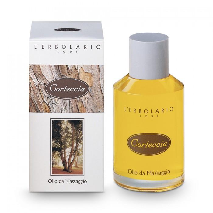 LERBOLARIO Масло массажное Древесная кора 125млМасла<br>Это масло с легким и свежим ароматом создано для того, чтобы вы могли ежедневно предаваться интенсивным и целенаправленным ласкам благотворного и расслабляющего массажа, который благодаря необыкновенно активным действующим веществам, содержащимся в масле, становится еще более эффективным. Активные ингредиенты:&amp;nbsp;действие основных ингредиентов этой серии, очищающих, антиоксидантных и защитных экстрактов коры Ивы, Дуба и Сосны приморской, усиливают: неомыляемая фракция оливкового масла, благодаря своей способности смягчать кожу и восстанавливать секрецию сальных желез, препятствующая образованию морщин и разглаживающая складки кожи;&amp;nbsp; масло сладкого Миндаля, оказывающее смягчающее действие; пальмовое масло, идеально защищающее кожу от образования свободных радикалов;&amp;nbsp; твердая и жидкая фракции масла Карите, способность которых укреплять кожу давно известна; масло Авокадо, отличное средство против старения кожи;&amp;nbsp; подсолнечное масло, обладающее высокой гидратирующей способностью, и масло зародышей риса, известное своим восстанавливающим действием.&amp;nbsp; Все ингредиенты служат на пользу вашей кожи, которая благодаря питательному, увлажняющему и тонизирующему действию массажного масла сможет лучше противостоять ежедневной усталости, оставаясь мягкой, бархатистой и сияющей.<br><br>Объем: 125 мл<br>Назначение: Старение<br>Консистенция: Жидкая