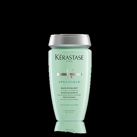 KERASTASE Шампунь-ванна для жирной кожи головы Дивалент / СПЕСИФИК 250мл