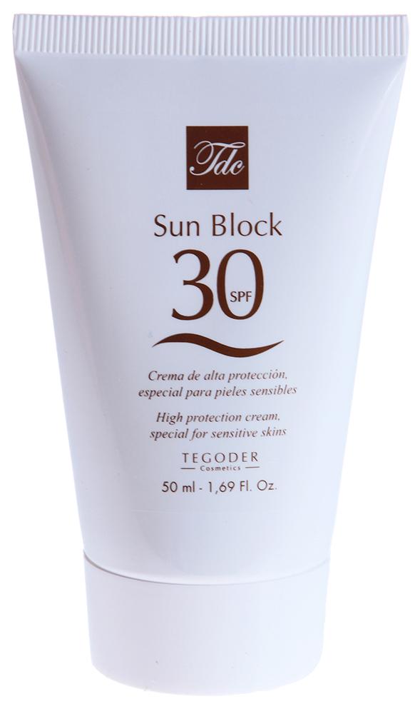 TEGOR Крем солнцезащитный SPF 30 / Sunblock30 SUN 50 мл