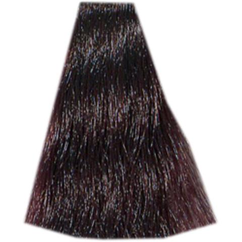 HAIR COMPANY 6.62 краска для волос / HAIR LIGHT CREMA COLORANTE 100млКраски<br>6.62 тёмно-русый красный ирис 100мл. Hair Light Crema Colorante   профессиональный перманентный краситель для волос, содержащий в своем составе натуральные ингредиенты и в особенности эксклюзивный мультивитаминный восстанавливающий комплекс. Минимальное количество аммиака позволяет максимально бережно относится к структуре волоса во время окрашивания. Содержит в себе растительные экстракты вытяжку из арахиса, лецитин, витамин А и Е, а так же витамин С который является природным консервантом цвета. Применение исключительно активных ингредиентов и пигментов высокого качества гарантируют получение однородного, насыщенного, интенсивного и искрящегося оттенка. Великолепно дает возможность на 100% закрасить даже стекловидную седину. Наличие 6-ти микстонов, а так же нейтрального бесцветного микстона, позволяет достигать получения цветов и оттенков. Способ применения: смешать Hair Light Crema Colorante с Hair Light Emulsione Ossidante в пропорции 1:1,5. Время воздействия 30-45 мин.<br><br>Вид средства для волос: Стойкая<br>Класс косметики: Профессиональная<br>Типы волос: Для всех типов