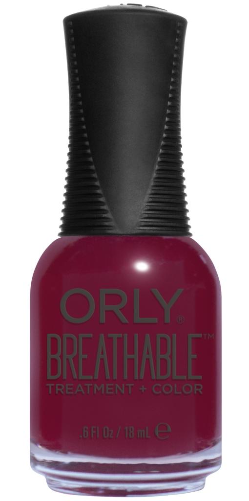 ORLY Уход профессиональный дышащий (цвет) за ногтями 903 THE ANTIDOTE / Breathable 18 мл