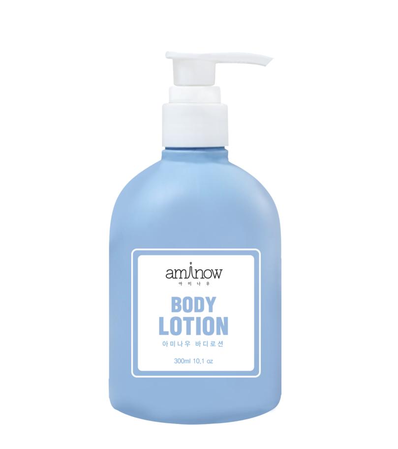 Купить AMINOW Крем-лосьон ультраувлажняющий, укрепляющий, восстанавливающий водный баланс кожи тела с комплексом аминокислот / Aminow Body Lotion 300 мл