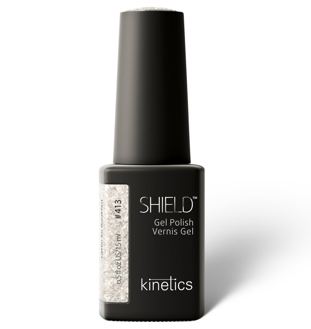 KINETICS 413N гель-лак для ногтей / SHIELD 15 мл