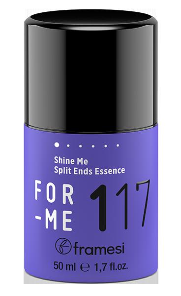 FRAMESI Сыворотка для кончиков волос / FOR-ME 117 SHINE ME SPLIT ENDS 50 мл  - Купить