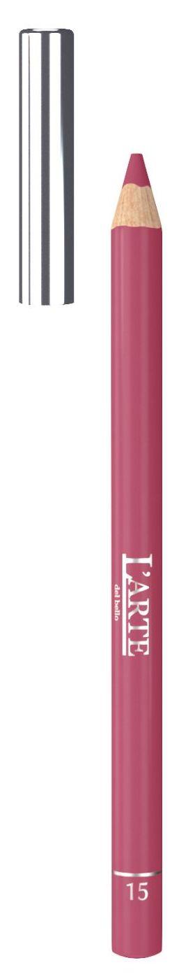 LARTE DEL BELLO Карандаш для губ, тон 15 / PROFESSIONALE 1, 12 г  - Купить
