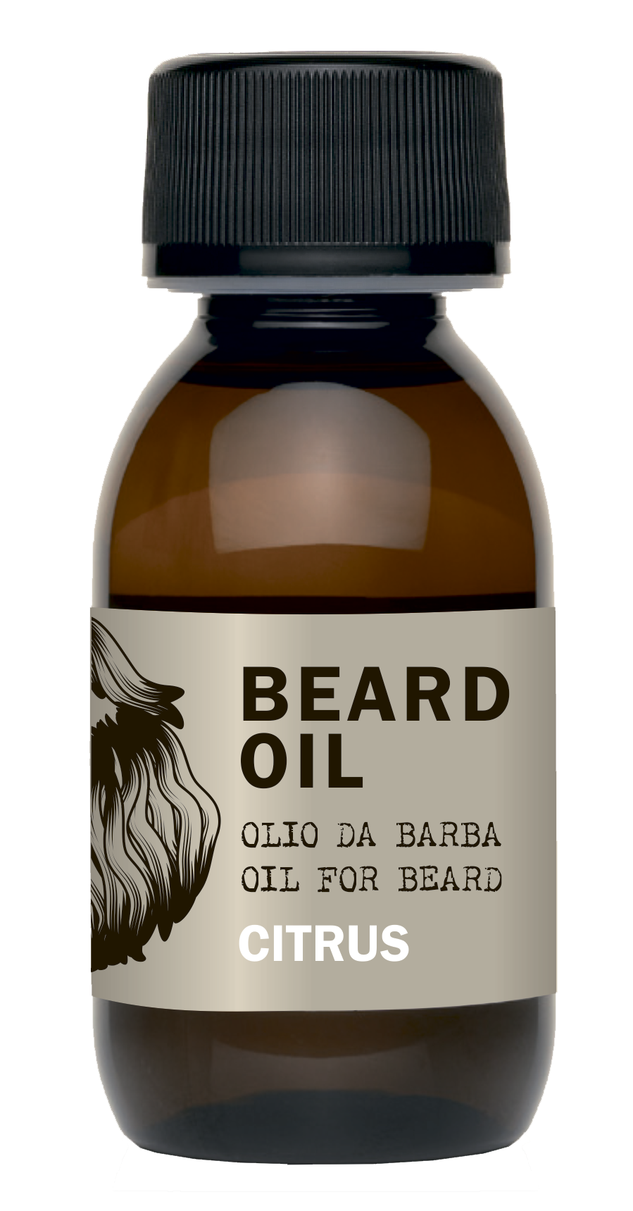DEAR BEARD Масло с ароматом цитруса для бороды / BEARD OIL CITRUS 50мл