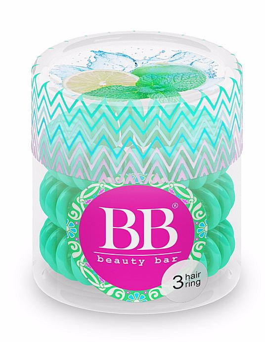 BEAUTY BAR Резинка для волос Beauty Bar / Салатовый