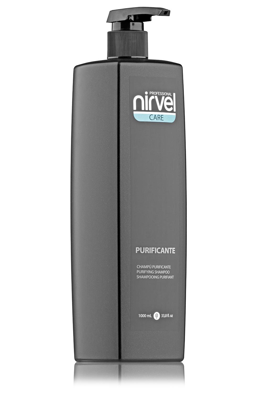 Купить NIRVEL PROFESSIONAL Шампунь для жирных волос / PURIFYNG SHAMPOO 1000 мл