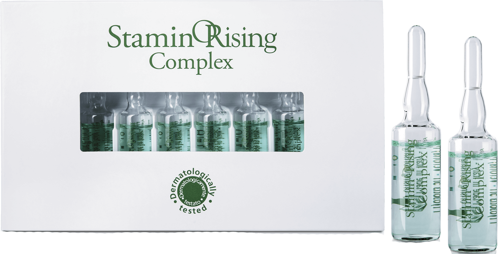 ORISING Стамин-комплекс 12*7 мл -  Ампулы
