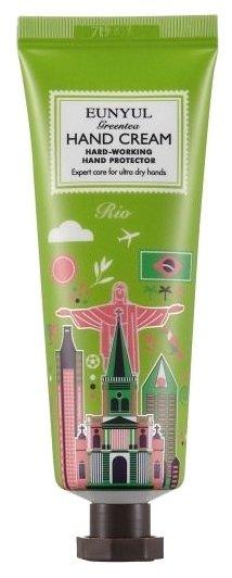Купить EUNYUL Крем с экстрактом зеленого чая для рук Рио 50 г
