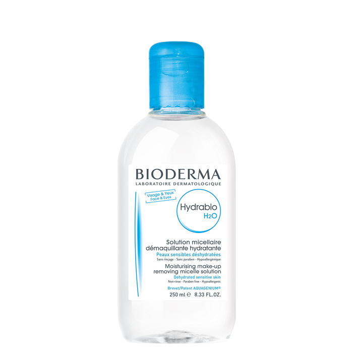 BIODERMA Вода мицеллярная гидрабио / H2O 250 мл
