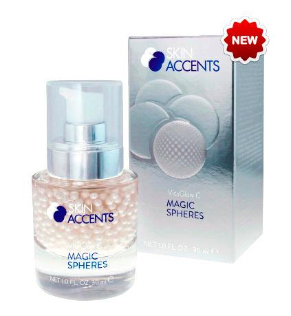 Купить со скидкой INSPIRA COSMETICS Сыворотка интенсивного питания и защиты в магических сферах / Magic Spheres VitaGl