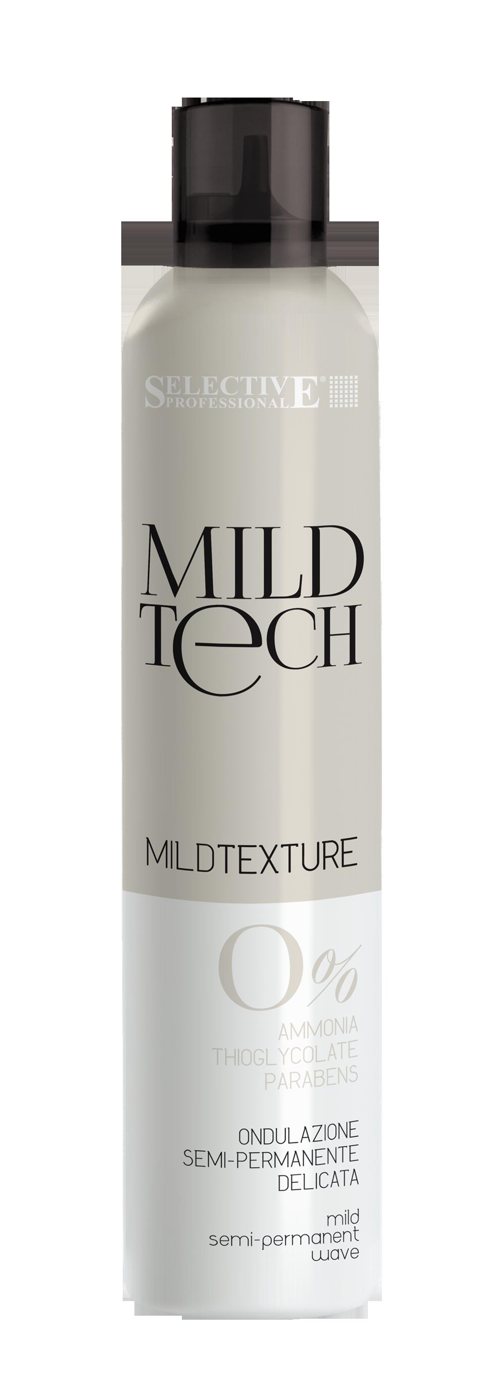 SELECTIVE PROFESSIONAL Завивка мягкая полуперманентная без тиогликолятов и аммиака / Mild Texture 250мл от Галерея Косметики
