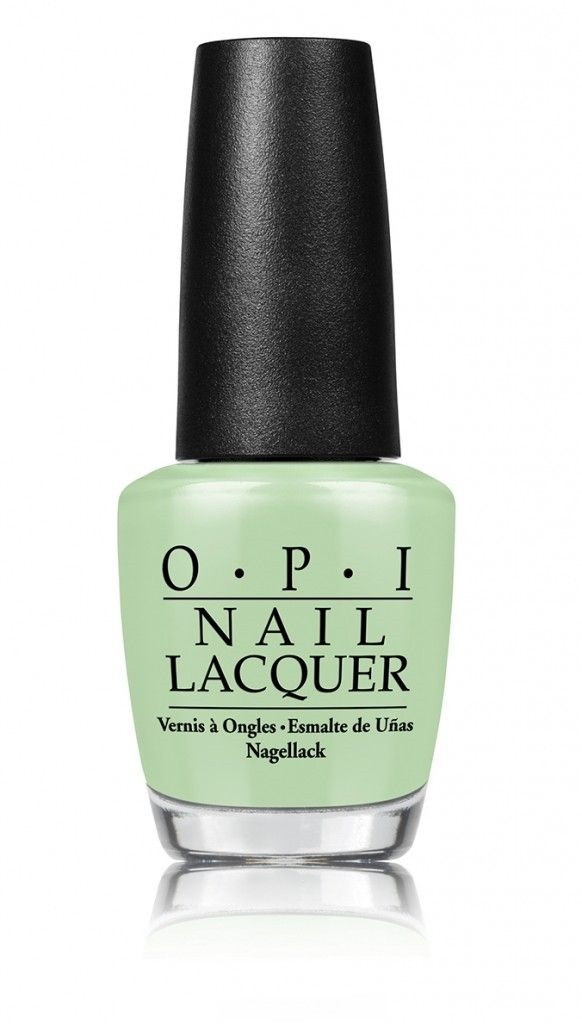 OPI Лак для ногтей / This Cost Me a Mint SoftShades Pastel 15 мл opi infinite shine nail lacquer no stopping me now 15 мл