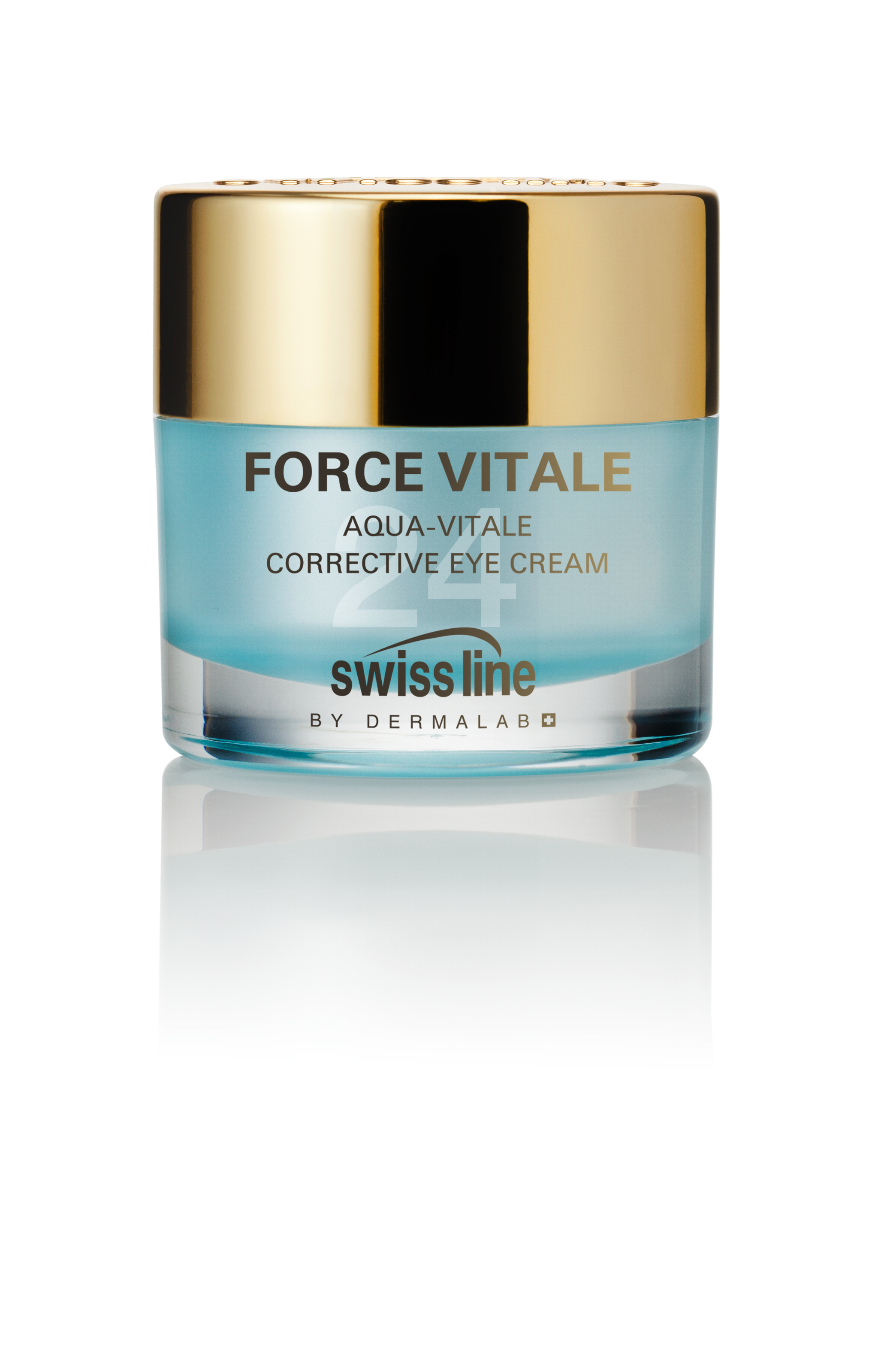 SWISS LINE Крем корректирующий для глаз Живая Вода / Aqua-Vitale Corrective Eye Cream 15 мл