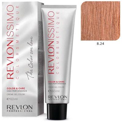 Revlon professional 8.24 краска для волос, светлый блондин