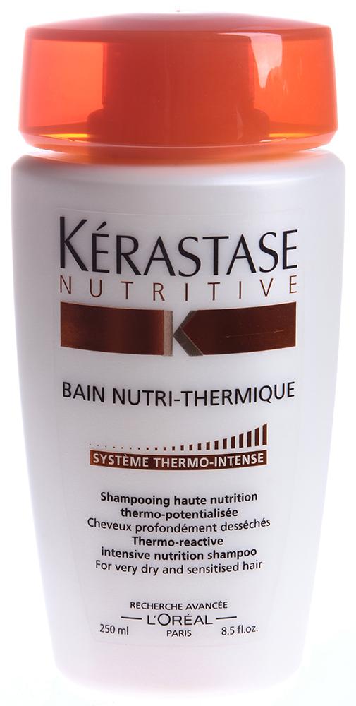 KERASTASE Шампунь для очень сухих волос Нутри Термик / NUTRITIVE IRISOME 250мл