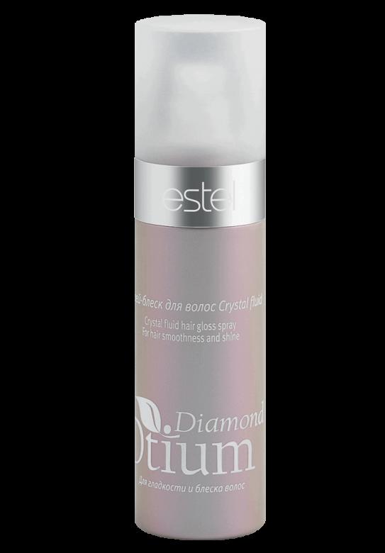 """ESTEL PROFESSIONAL Спрей для гладкости и блеска волос """"Жидкие бриллианты"""" / OTIUM Diamond 100мл от Галерея Косметики"""
