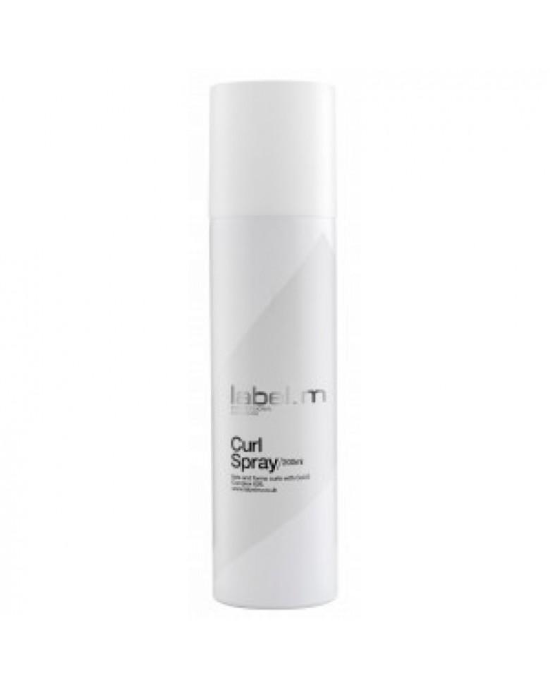 LABEL M Спрей для вьющихся волос label.m / 500мл