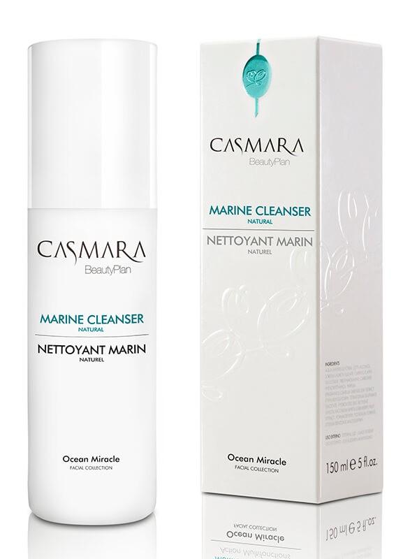 CASMARA Средство очищающее увлажняющее для лица Чудо океана 150 мл - Гели