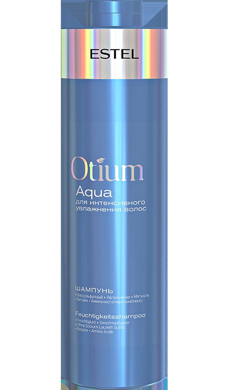 ESTEL PROFESSIONAL Шампунь для интенсивного увлажнения волос / OTIUM Aqua 1000 мл