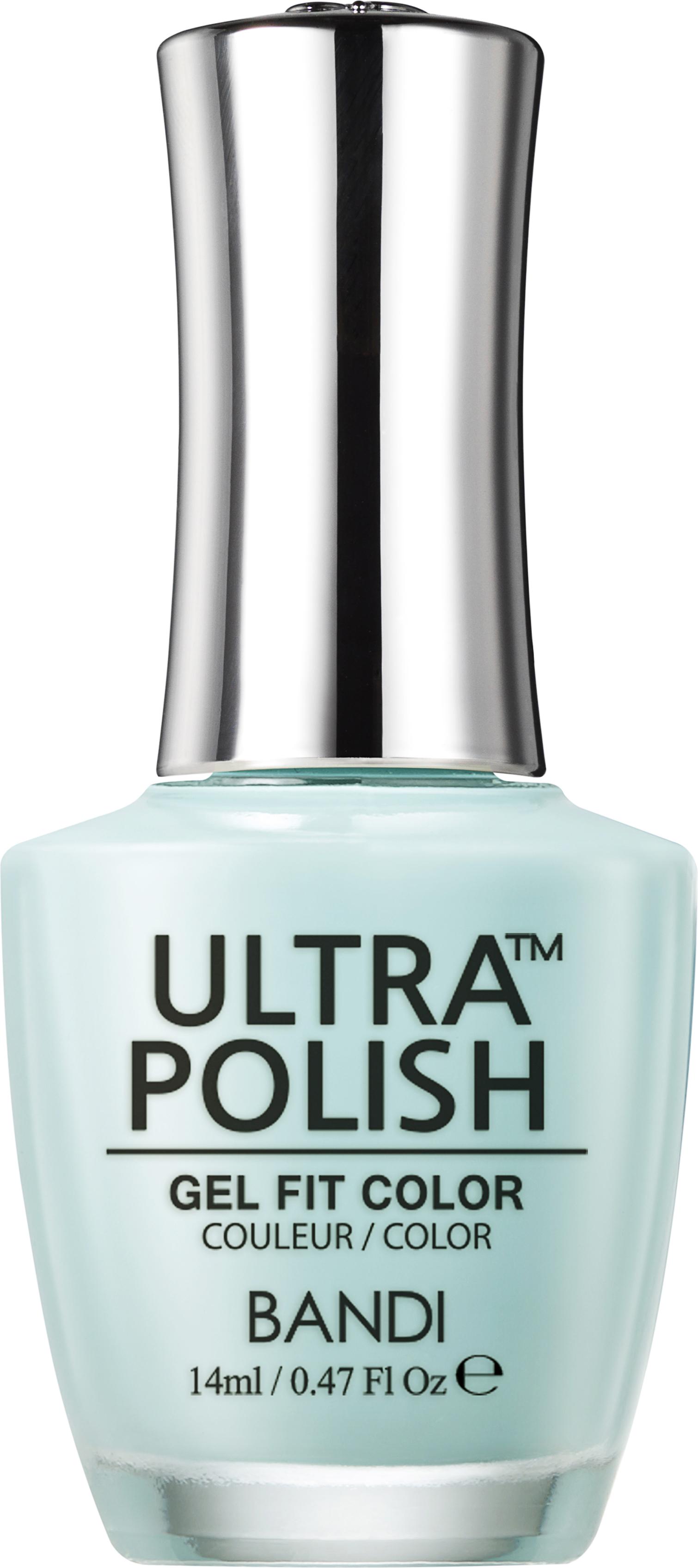 Купить BANDI UP701 ультра-покрытие долговременное цветное для ногтей / ULTRA POLISH GEL FIT COLOR 14 мл, Синие