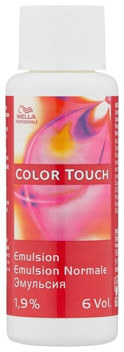WELLA PROFESSIONALS Эмульсия 1,9% / Color Touch 60 мл