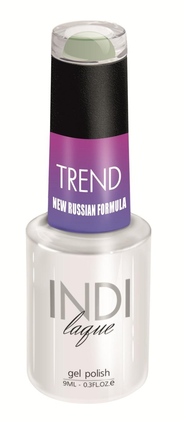 Купить RuNail 5054 гель-лак для ногтей / INDI laque Trend 9 мл, Зеленые