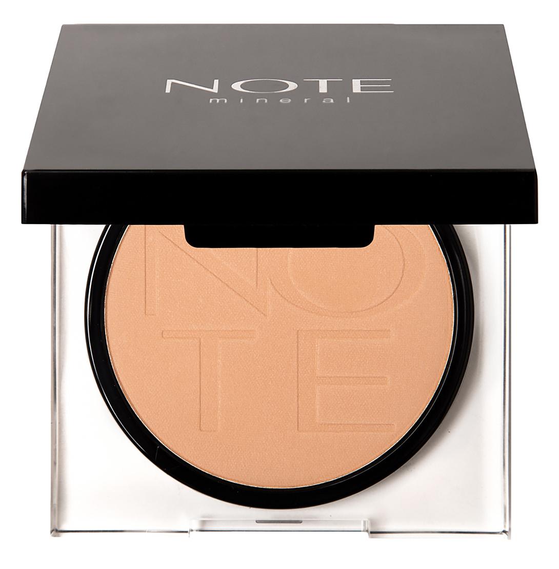 Купить NOTE Cosmetics Пудра минеральная для лица 03 / MINERAL POWDER 10 г