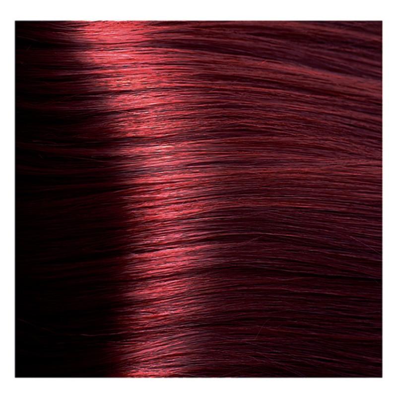 KAPOUS 6.66 крем-краска для волос / Hyaluronic acid 100млКраски<br>Темный блондин красный интенсивный Новая революционная формула красителя включает в состав низкомолекулярную гиалуроновую кислоту и инновационный ухаживающий комплекс, которые обеспечивают максимальное увлажнение, сохранение и восстановление структуры волос при окрашивании. Гиалуроновая кислота выполняет функцию межклеточного «цемента» заполняя клеточный матрикс волос. Обладает способностью притягивать огромное количество молекул воды, тем самым максимально увлажняя волосы в процессе окрашивания, так же она является отличным проводником для микропигментов красителя. Креатин – это аминокислота, которая является строительным материалам для поврежденных участков кортекса и кутикулы волос. Укрепляет, восстанавливает и защищает волосы в процессе окрашивания. Пантенол – провитамин В5, помогает восстановить поврежденные участки волосы после окрашивания заполняя все участки, делая его гладким. Обволакивает каждый волос пленкой, которая добавляет до 10%-20% объема (диаметра волос). После многочисленных исследований специалистами лаборатории был создан уникальный по своему действию комплекс: HAPS (Hyaluronic Acid Pigments System), который был взят за основу нового красителя. Состав: AQUA (WATER), CETEARYL ALCOHOL, PROPYLENE GLYCOL, OLEYL ALCOHOL, OLEIC ACID, CETEARETH-30, CETEARETH-3, ETHANOLAMINE, SORBITOL, CETEARETH-20, AMMONIA, SODIUM LAURYL SULFATE, GLYCERYL STEARATE, POLYQUATERNIUM-22, BEHENTRIMONIUM CHLORIDE, HYDROXYPROPYL GUAR HYDROXYPROPYLTRIMONIUM CHLORIDE, TETRASODIUM EDTA, ASCORBIC ACID, SODIUM METABISULFITE, CREATINE, PALMITOYL MYRISTYL SERINATE, GLYCERIN, PEG-8/SMDI COPOLYMER, PEG-8, SODIUM POLYACRYLATE, PANTHENOL, LECITHIN, HYDROLYZED SILK, SODIUM HYALURONATE, CYSTINE BIS-PG-PROPYL SILANETRIOL, PARFUM (FRAGRANCE) METHYLCHLOROISOTHIAZOLINONE, METHYLISOTHIAZOLINONE, MAGNESIUM CHLORIDE, MAGNESIUM NITRATE, CITRONELLOL, GERANIOL +/- P-PHENYLENEDIAMINE, 1,5-NAPHTHALENEDIOL, 1-HYDROXYETHYL 4,5-DIAMINO P