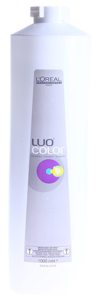 LOREAL PROFESSIONNEL Проявитель 7.5% / ЛУО 1000млОкислители<br>Проявитель Luo от Лореаль подарит вашим волосам яркий насыщенный рельефный цвет, сохранив их природную красоту и здоровье, обеспечит осветление до 2,5-3 тонов и покрытие седины до 70 процентов.  Активный состав: Система Протект Шайн, система Рефлект Шайн.  Применение: Смешайте необходимое количество проявителя Luo от L&amp;rsquo;Oreal Professionnel с краской серии Луо Колор от Лореаль и нанесите полученную смесь на сухие или влажные волосы. Равномерно распределите и оставьте на 20 минут, после чего смойте остатки средства и воспользуйтесь шампунем Луо Пост.<br><br>Объем: 1000
