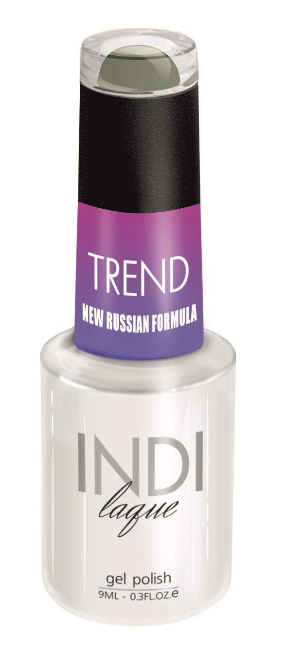 Купить RuNail 5053 гель-лак для ногтей / INDI laque Trend 9 мл, Зеленые