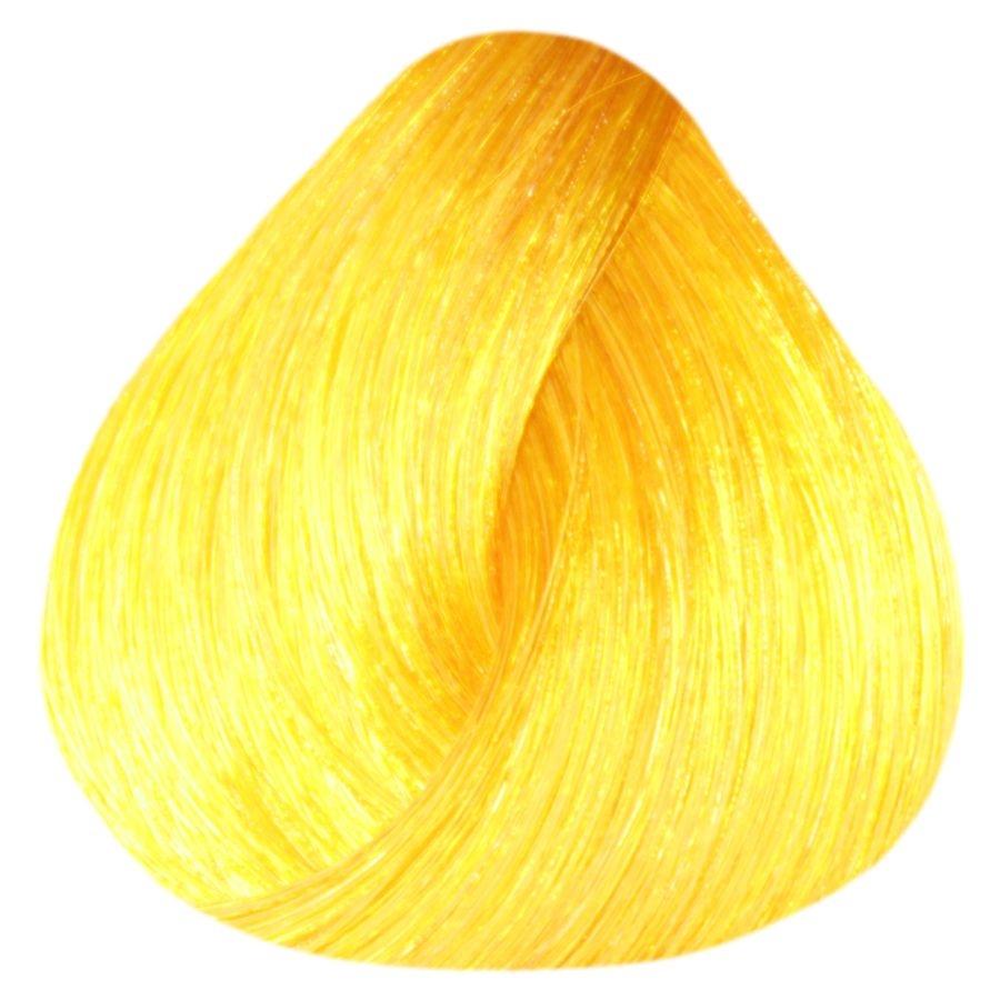 ESTEL PROFESSIONAL 0/33 краска-корректор д/волос / DE LUXE SENSE Correct 60млКорректоры<br>0/33 желтый Разнообразие палитры оттенков SENSE DE LUXE позволяет играть и варьировать цветом, усиливая естественную красоту волос, создавать яркие оттенки. Волосы приобретут великолепный блеск, мягкость и шелковистость. Новые возможности для мастера, истинное наслаждение для вашего клиента. Полуперманентная крем-краска для волос не содержит аммиак. Окрашивает волосы тон в тон. Придает глубину натуральному цвету волос, насыщает их блеском и сиянием. Выравнивает цвет волос по всей длине. Легко смешивается, обладает мягкой, эластичной консистенцией и приятным запахом, экономична в использовании. Масло авокадо, пантенол и экстракт оливы обеспечивают глубокое питание и увлажнение, кератиновый комплекс восстанавливает структуру и природную эластичность волос, сохраняет естественный гидробаланс кожи головы. Палитра цветов: 68 тонов. Цифровое обозначение тонов в палитре: Х/хх   первая цифра   уровень глубины тона х/Хх   вторая цифра   основной цветовой нюанс х/хХ   третья цифра   дополнительный цветовой нюанс Рекомендуемый расход крем-краски для волос средней густоты и длиной до 15 см   60 г (туба). Способ применения: ОКРАШИВАНИЕ Рекомендуемые соотношения Для темных оттенков 1-7 уровней и тонов EXTRA RED: 1 часть крем-краски SENSE DE LUXE + 2 части 3% оксигента DE LUXE Для светлых оттенков 8-10 уровней: 1 часть крем-краски ESTEL SENSE DE LUXE + 2 части 1,5% активатора DE LUXE. КОРРЕКТОРЫ /CORRECTOR/ 0/00N   /Нейтральный/ бесцветный безамиачный крем. Применяется для получения промежуточных оттенков по цветовому ряду. 0/66, 0/55, 0/44, 0/33, 0/22, 0/11   цветные корректоры. С помощью цветных корректоров можно усилить яркость, интенсивность цвета, или нейтрализовать нежелательный цветовой нюанс. Рекомендуемое количество корректоров: 1 г = 2 см На 30 г крем-краски (оттенки основной палитры): 10/Х   1-2 см 9/Х   2-3 см 8/Х   3-4 см 7/Х   4-5 см 6/Х   5-6 см 5/Х   6-7 см 4/Х   7-8 см 3/Х  