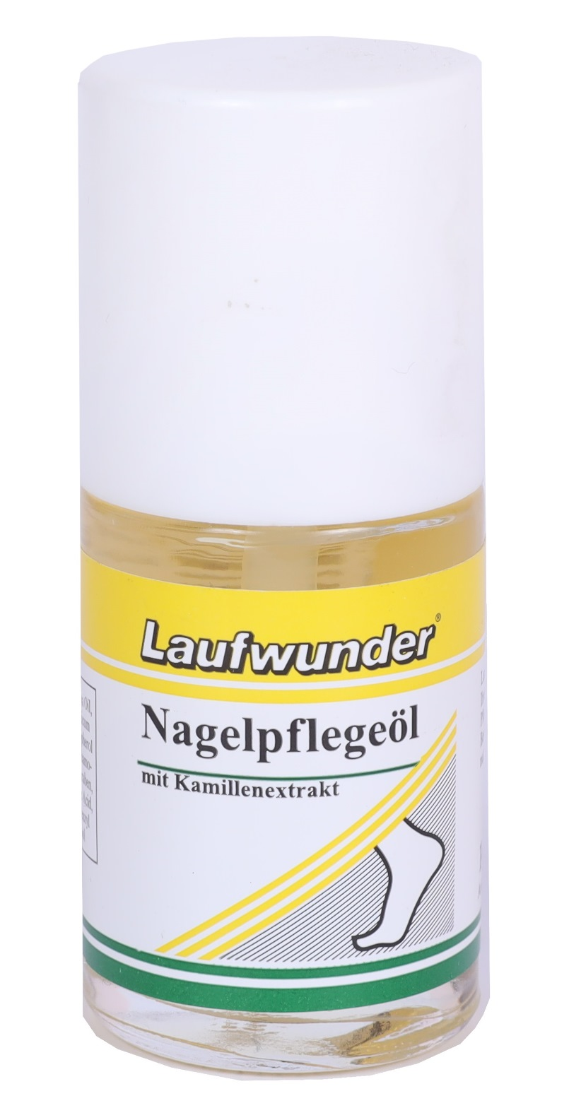LAUFWUNDER Масло с экстрактом ромашки для ногтей и кутикулы 15 мл.
