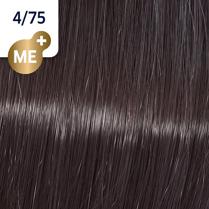 WELLA Professionals 4/75 краска для волос, бомбейский палисандр / Koleston Perfect ME+ 60 мл