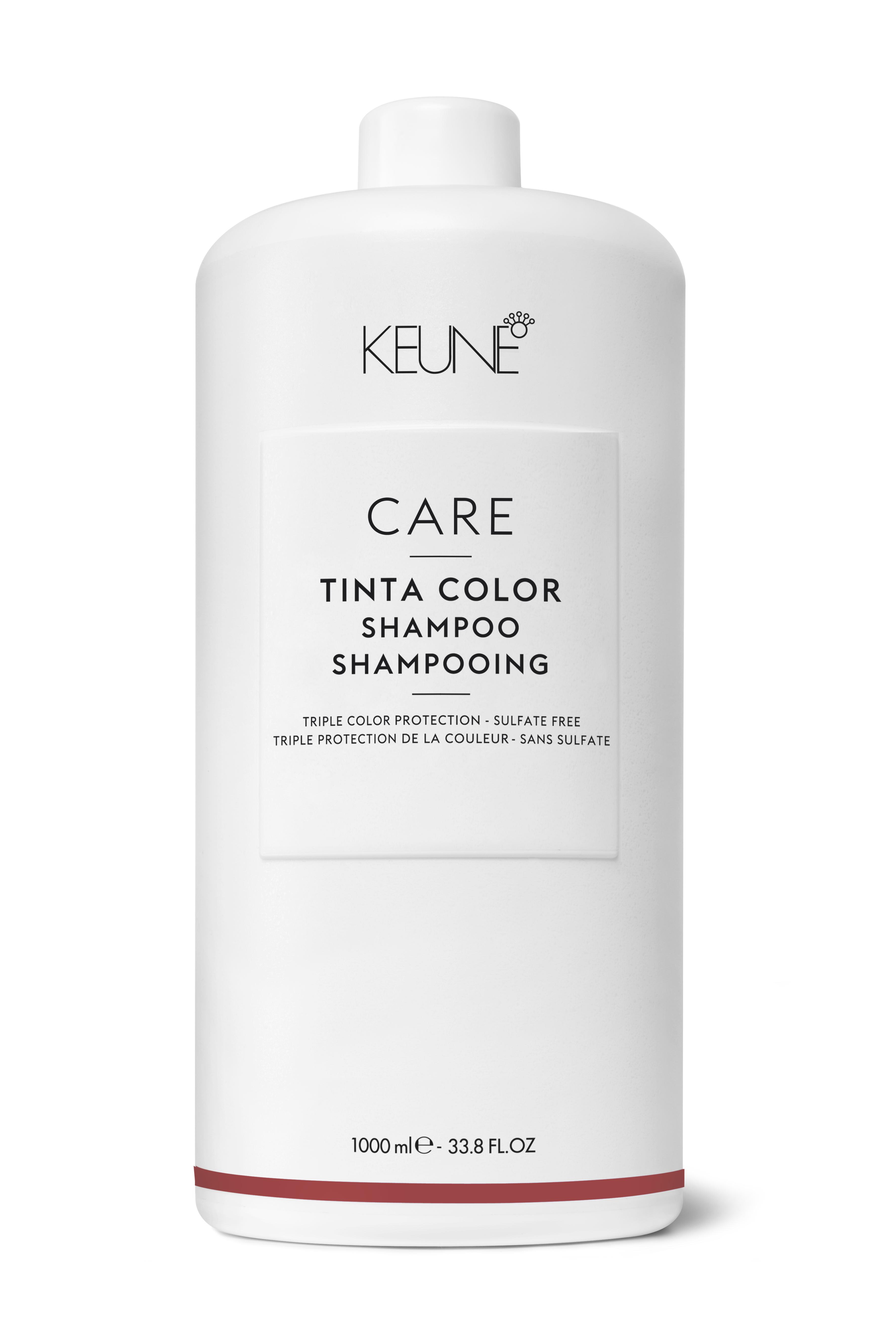 Купить KEUNE Шампунь для окрашенных волос / CARE TINTA COLOR SHAMPOO 1000 мл