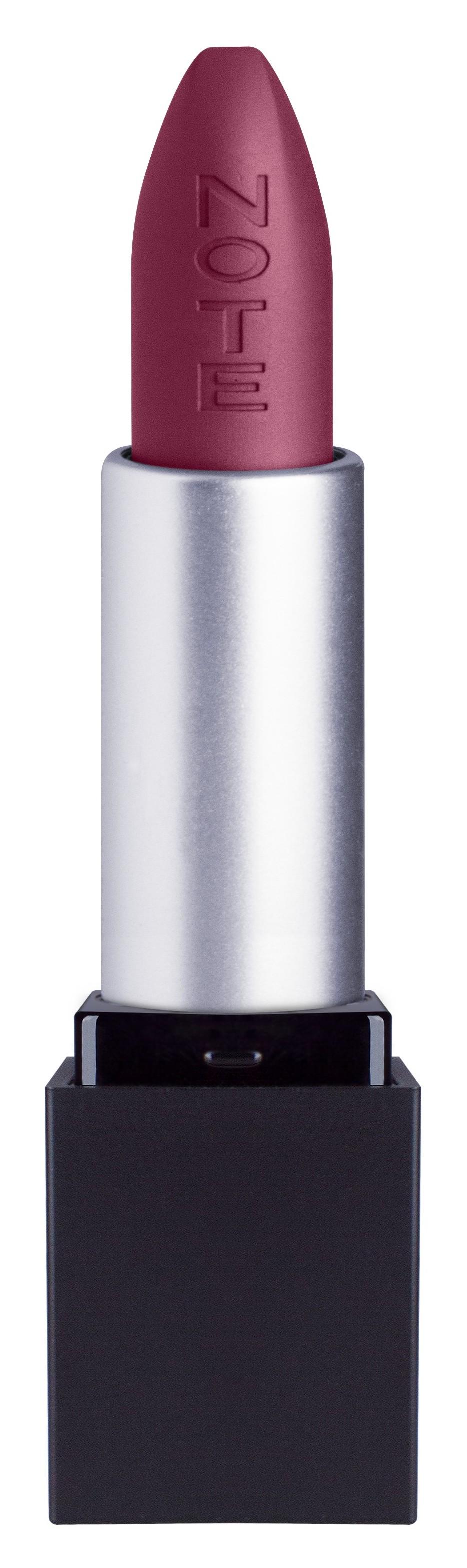 Купить NOTE Cosmetics Помада стойкая матовая для губ 09 / MATTEVER LIPSTICK 4, 5 г