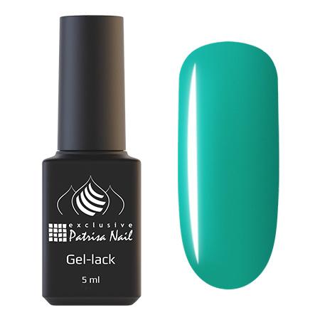 Купить PATRISA NAIL 713 гель-лак однофазный для ногтей Московская сага 5 мл, Зеленые
