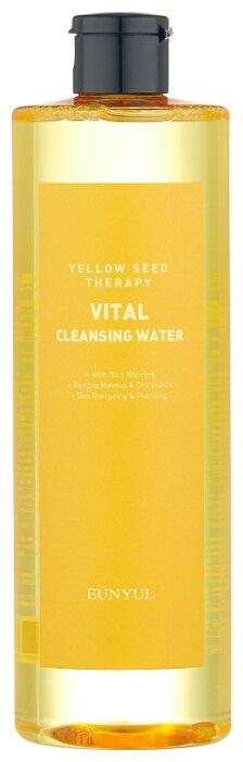 EUNYUL Вода мицеллярная витаминизирующая с экстрактами цитрусовых 500 мл