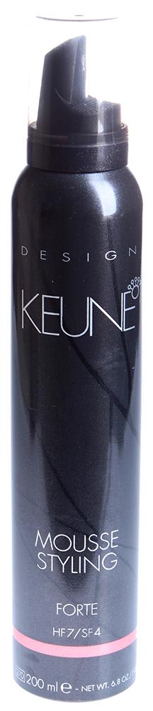 KEUNE Мусс для волос Форте / MOUSSE FORTE 200 мл