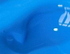 Купить BEAUTIX Гель-3D без липкого слоя, 916 темно-голубой 5 г