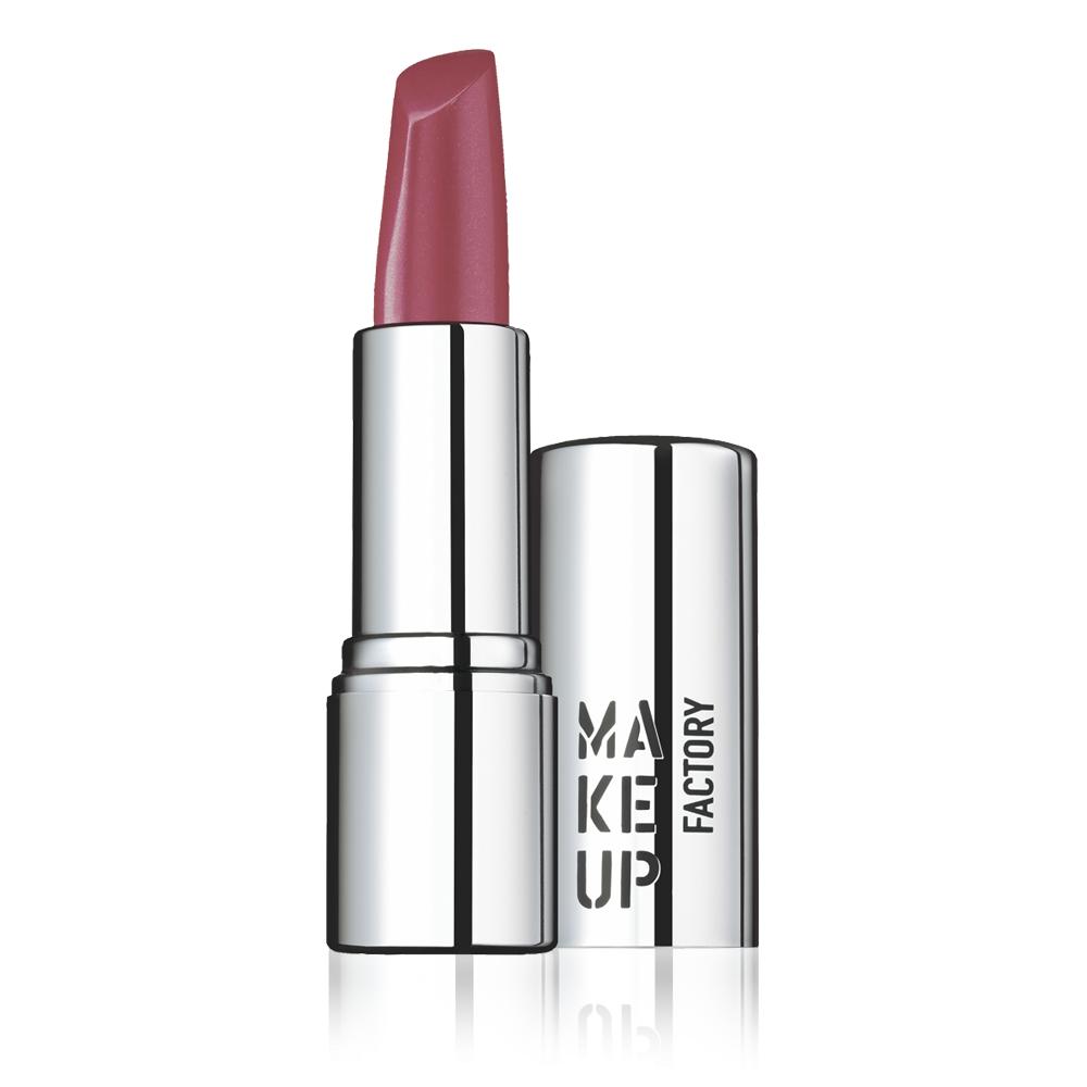 MAKE UP FACTORY Помада кремовая для губ, 231 ягодный розовый / Lip Color 4 г помады make up factory кремовая помада для губ lip color 237 оттенок розовый коралл