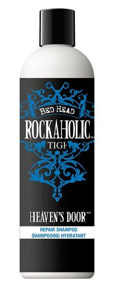 TIGI Шампунь для поврежденных волос / ROCKAHOLIC HEAVEN'S DOOR 355мл