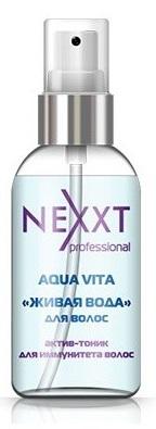 NEXXT professional Актив-тоник для иммунитета волос Живая вода / AQUA VITA 50мл