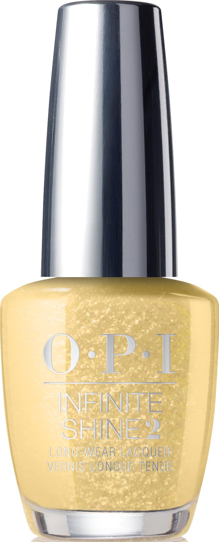 Купить OPI Лак для ногтей / Suzi's Slinging Mezcal Infinite Shine 15 мл, Желтые
