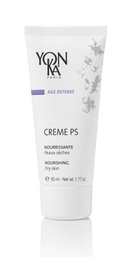 YON KA Крем Creme PS / AGE DEFENSE 50млКремы<br>Этот питательный витаминизированный крем для сухой кожи, обладает очень приятной текстурой, делает кожу мягкой и бархатистой. Усиливает естественную защиту эпидермиса. Оптимизирует увлажненность поверхностных слоев эпидермиса. Придает коже шелковистую структуру. Активные ингредиенты: масло проростков пшеницы, лецитин, витамин А, Е и F, экстракт плюща ползучего, КВИНТЭССЕНЦИЯ 5ЭМ. Способ применения: наносить утром на кожу лица и шеи после ее очищения и распыления лосьона Yon-Ka.<br><br>Вид средства для лица: Питательный