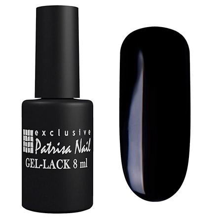 Купить PATRISA NAIL 301 гель-лак для ногтей Авангард 8 мл, Черные