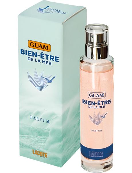 GUAM Вода парфюмерная Bien-tre / DE LA MER 50 мл -  Парфюмерия