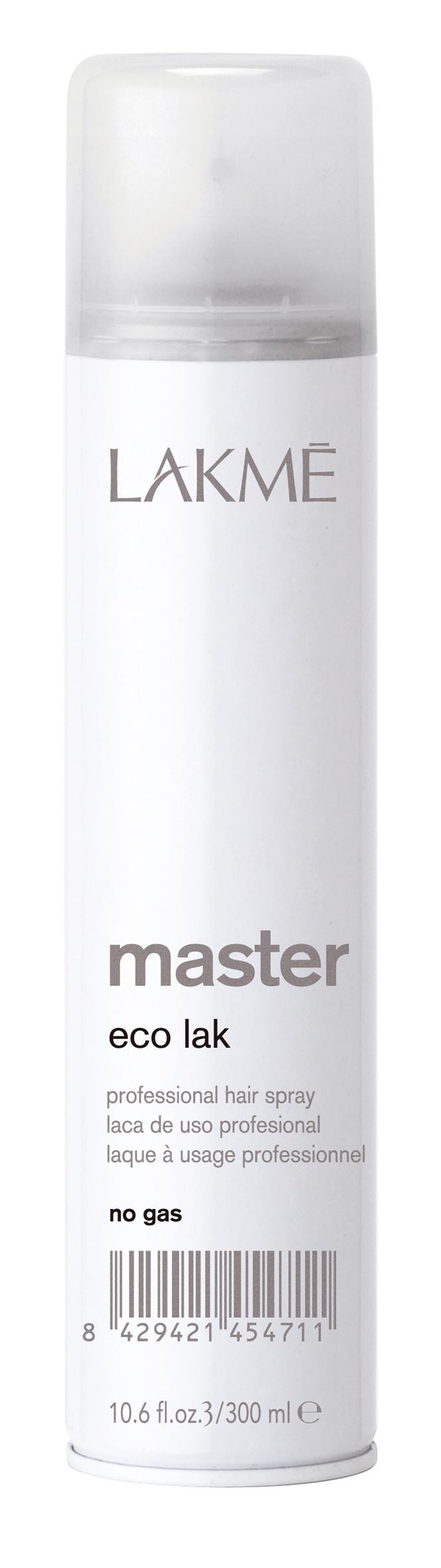 Купить LAKME Лак-эко для волос без газа / ECO LAK NO GAS 300 мл